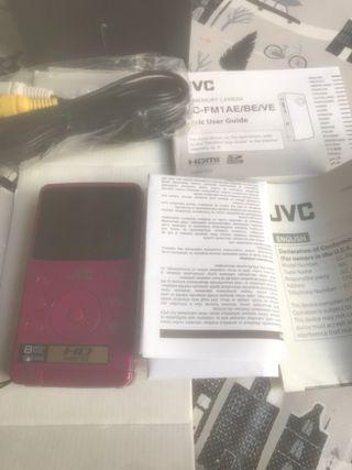 Cámara digital JVC GC-FM1