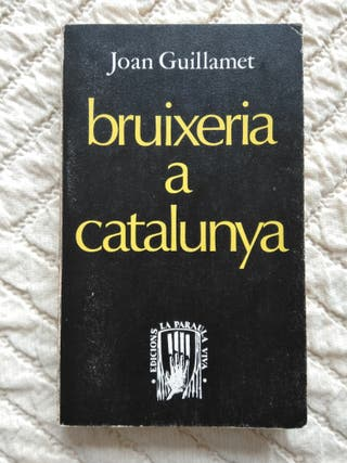 Llibre Bruixeria a Catalunya, Joan Guillamet