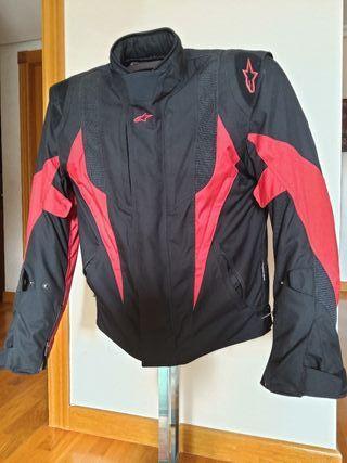 chaqueta moto cordura hombre alpinestars xl