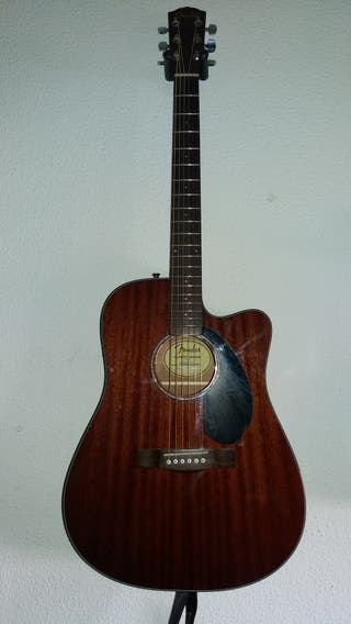 Fender Electroacústica CD60