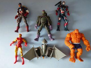 Figuras de Accion Marvel 2