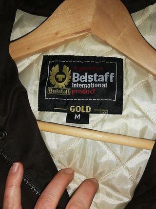 Cazadora hombre, talla M, marca Belstaff