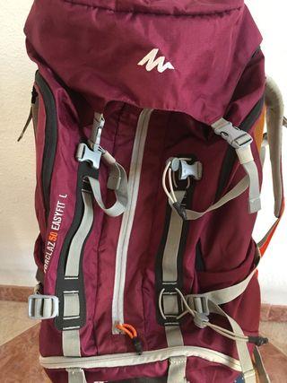 Mochila Quechua 50 litros