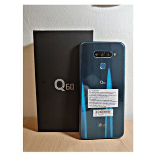 LG Q60 - LIBRE Y TOTALMENTE NUEVO - 2020