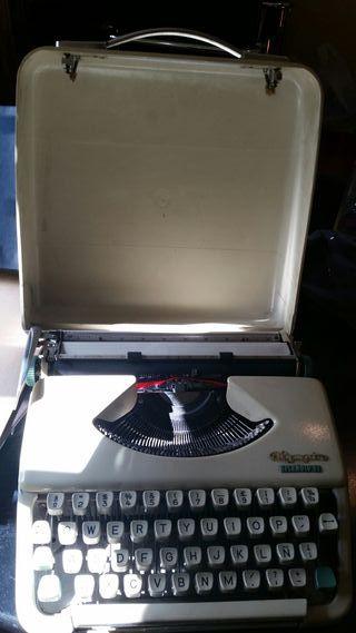 máquina de escribir vintag