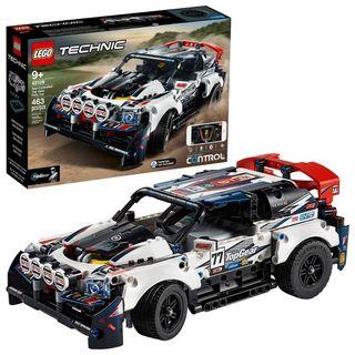 42109 Lego Technic Coche de Rally Top Gear Control