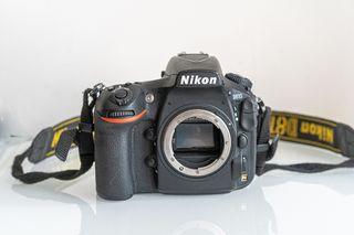 Nikon d 810