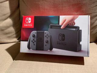 Caja Nintendo Switch Negro