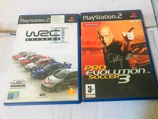 Playstation 2, dos videojuegos