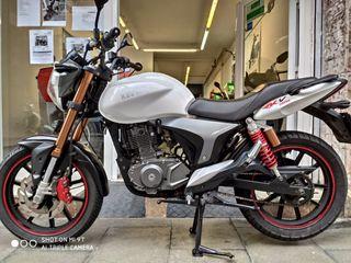 Keeway RKV 125 (motos 125)