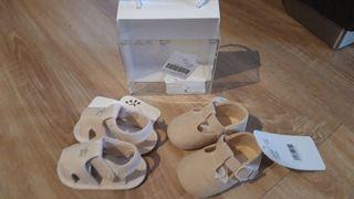 zapatos bebés