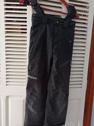 pantalón esquí infantil