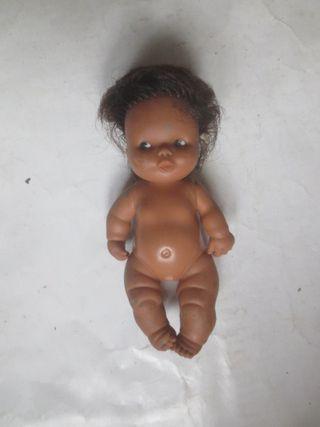 Barriguitas muñeca famosa negrita sin ropa