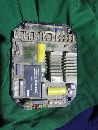 avr regulador alternador generador