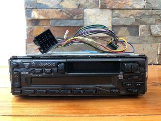 Radio caset kenwood