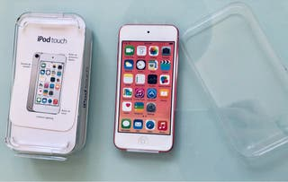 iPod touch de 16GB rosa
