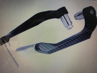 para Protectores de manetas moto