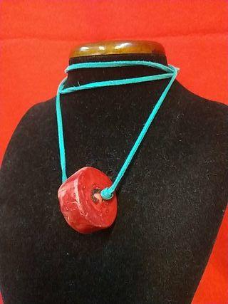 collar de coral