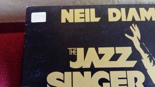vinilo Neil Diamond The Jazz Singer