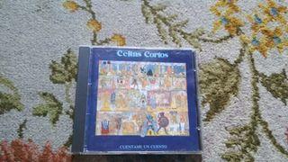 CD CELTAS CORTOS,CUENTAME UN CUENTO