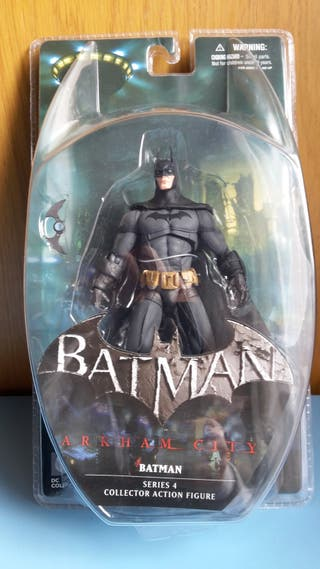 Figura de Batman Arkham City serie 4