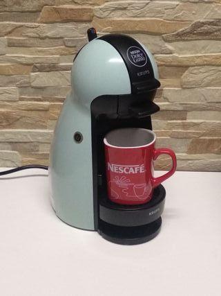 Cafetera Nescafé Dolce Gusto KRUPS Celeste