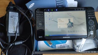 Tablet UMPC Samsung Q1 ultra windows xp