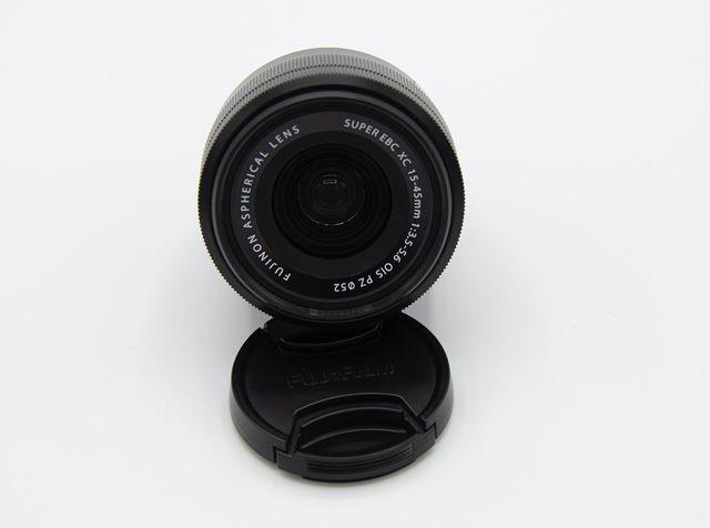 Vendo objetivo Fujifilm 15-45