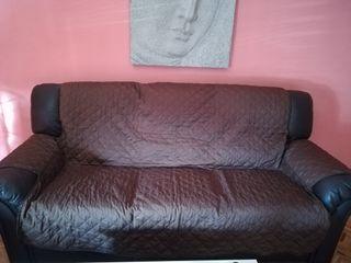 Funda reversible para el sofá
