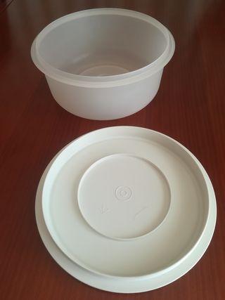 quesera Tupperware