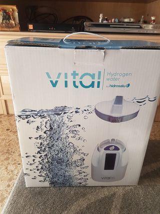 Generador de agua hidrogenada VITAL. Nuevo.