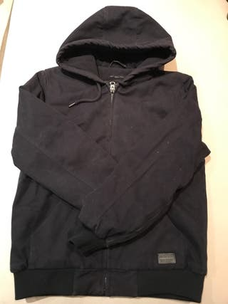 Chaqueta Zara negra