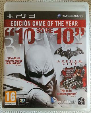 Juegos PS3 Todo 6,50€/unidad PLAYSTATION