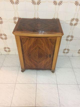 Mueble máquina de coser
