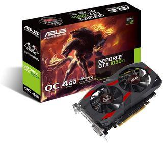 Tarjeta Gráfica GeForce GTX 1050 Ti, 4GB, GDDR5