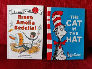 Libros infantiles en inglés. tapa blanda