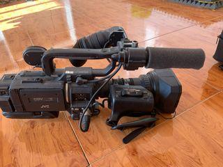 Video cámara profesional JVC