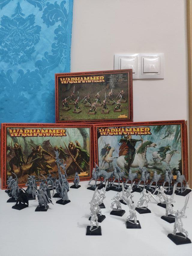 Lote Ejército Elfos Silvanos