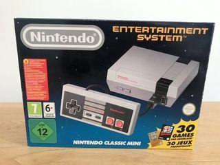 Nintendo classic mini NES nueva