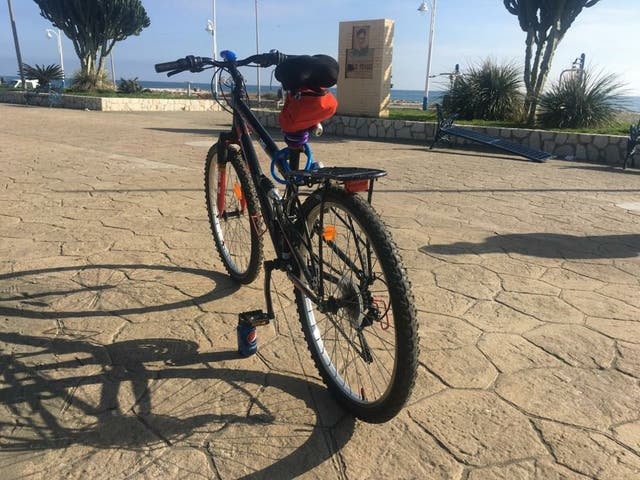 Bicicleta Montañera 26'