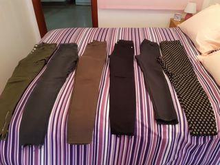 lote 6 pantalones