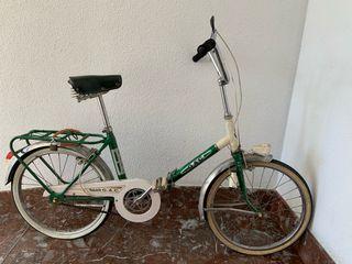 Bici vintage Mobilette GAC años 70/80