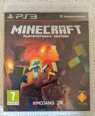 Juego PS3 Minecraft PLAYSTATION 3