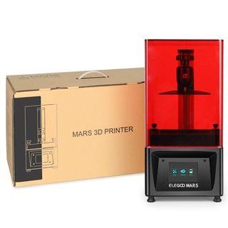 ELEGOO MARS Impresora 3D UV Fotocurado