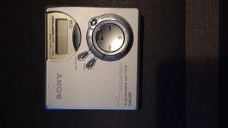Minidisk walkman Sony