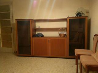 mueble de comedor de teka seminuevo