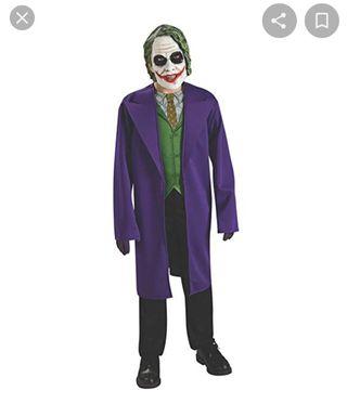 Disfraz Joker para niño