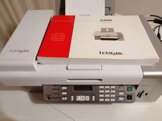 Impresora Lexmark 5470