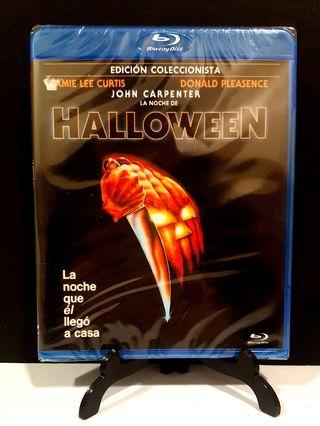 Halloween edic coleccionista Bluray nuevo