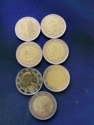 Monedas 2€ Valiosas !